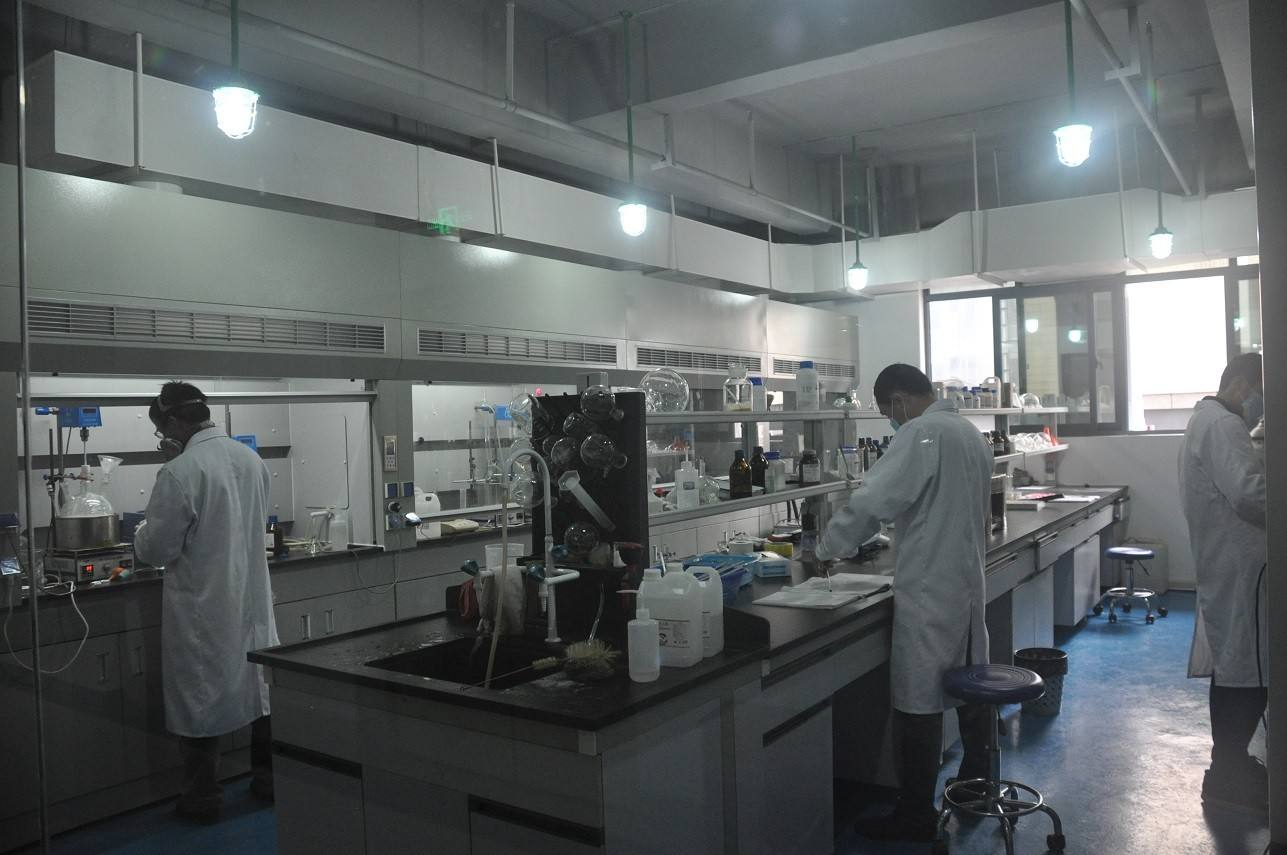 Synthetic laboratory